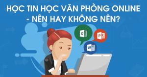 học tin học văn phòng online