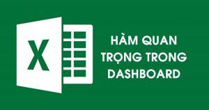 hàm quan trọng trong bảng điều khiển Excel
